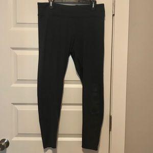Adidas Yoga Pants XL Dark Gray